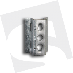 Console fixation double EDS